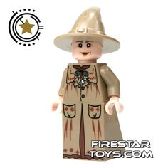 LEGO Harry Potter Minifigure - Professor Sprout