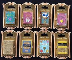 Image result for timeless tales pin disney