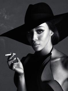 Naomi Campbell - Shades of Blackness