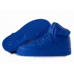Mau ini, di TamPur ada kagak nih?? |Nike air force 1. Blue. Limited edition. Fuck DOPE!