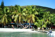 Foxy`s Bar and Restaurant - Jost Van Dyke, BVI