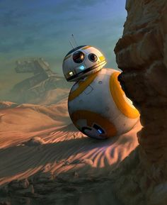 BB-8 by Jerry Vanderstelt. Got this off his IG @vanderstelt_studio