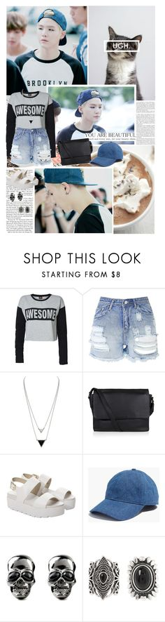 """Rejects rejection"" by angiielf ❤ liked on Polyvore featuring ONLY, House of Harlow 1960, Marc by Marc Jacobs, Windsor Smith, Madewell and New Look"