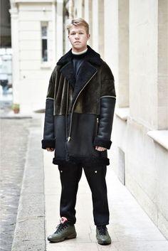 Astrid Andersen Bespoke Autumn/Winter 2016 Menswear Collection