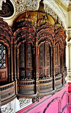Omar Hayat Palace - Chinyot, Pakistan