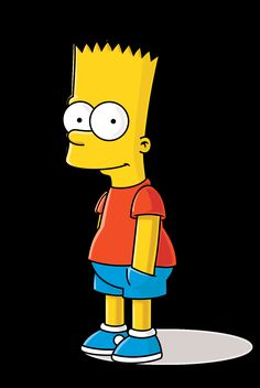Bart Simpson pictures, photos, posters and screenshots Simpsons Drawings, Simpsons Art, Cartoon Drawings, Simpson Wallpaper Iphone, Cartoon Wallpaper, Iphone Wallpaper, Hype Wallpaper, Bart Simpson Pictures, Video Simpson