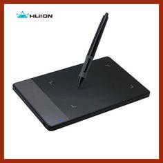 Original HUION 420 4-Inch Digital Tablets Mini USB Signature Pen Tablet Graphics Drawing Tablet OSU Game Tablet