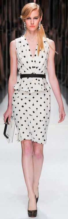 #Jenny Packham Spring Summer 2013 Ready-To-Wear Collection - Dresses
