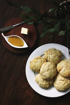 Simple Biscuits @The Merrythought