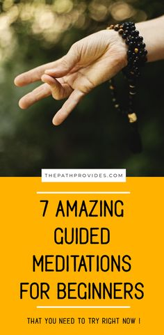 7 Amazing Guided Meditation for Beginners – healthy living - Yoga Yoga Meditation, Meditation Meaning, Meditation Scripts, Meditation For Anxiety, Free Guided Meditation, Meditation Rooms, Meditation For Beginners, Meditation Techniques, Meditation Practices