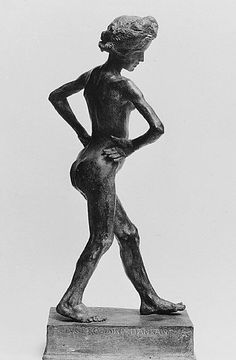 Little Roman Dancer  Henri L. Bouchard