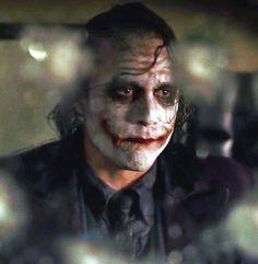 Gotham Joker, Heath Ledger Joker, Joker And Harley Quinn, Joker Dark Knight, The Dark Knight Trilogy, Der Joker, Joker Art, Batman Quotes, Joker Quotes