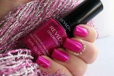 revlon colorstay nail polish wild strawberry - Google Search
