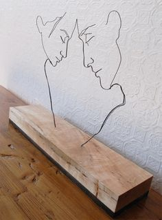 gorgeous wire art