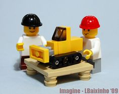 LEGO Construction Toy Microscale / lbaixinho