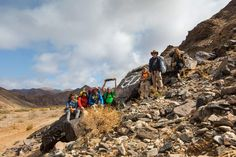 Your guide to hiking the Fish River Canyon in Namibia, including medical forms, advice on what to take, costs, booking information and maps. Booking Information, Bradley Mountain, Survival, Hiking, Fish, Magazine, River, Activities, Walks