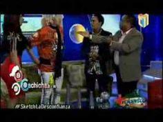 """Sketch: """"La Desconfianza"""" con @Arisleyda Ventura (La Condesa), La Diva, @Nonguito1 y @GeraldOgando en @MasRoberto11 #Video - Cachicha.com"""