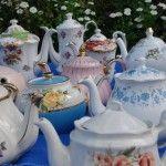 pretty Teapots