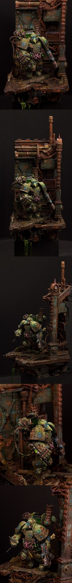 W40K - Nurgle Plague Doctor (by Picster)