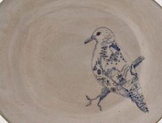 ART IN CLAY 2012 Birds 2, Various Artists, White Ceramics, Tableware, Kitchenware, Owl, Blue And White, Clay, Blues