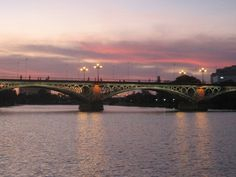 Sevilla, miss this bridge!