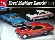 Street Machines SuperSet (1/25) (fs)