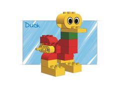 LEGO Zoom cakepins.com