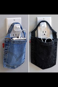 Phone Charging Pockets