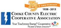 We would like to welcome Cooke County Electric Cooperative Association as a 2013 Event and Balloon Sponsor.  Look for the Touchstone Energy Balloon.  Thank you for your support of the NTMC Foundation.