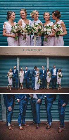 Bridal Party Outfit Ideas | Merge Photography