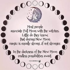 Moon Phases and Magic. The Moon is a Boon ! – Magical Recipes Online Moon Phases and Magic. The Moon is a Boon ! Full Moon In Cancer, Cancer Moon, New Moon Full Moon, Moon Moon, Moon Dust, Tarot, New Moon Rituals, Wicca Witchcraft, Magick Book