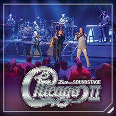 Chicago II  Live On Soundstage (CD/DVD)