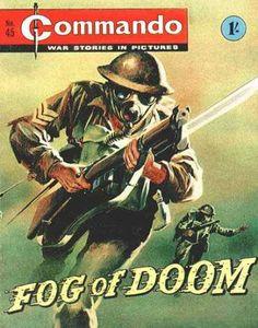 Commando No. 45 'Fog of Doom'