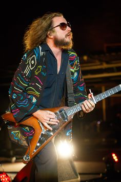 My Morning Jacket's second 2016 stop at Red Rocks Amphitheatre in Denver was just as great as the first and included opener The Barr Brothers.