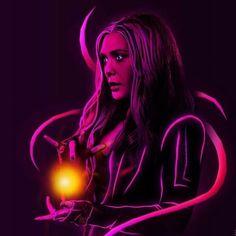 Avengers: Infinity War    Wanda Maximoff (Scarlet Witch)