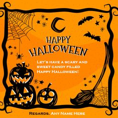 Hey guys are you looking for Halloween Frame? Happy Halloween Quotes, Halloween Wishes, Halloween Greetings, Halloween Trick Or Treat, Halloween 2019, Scary Halloween, Halloween Ideas, Halloween Party, Halloween Pumpkin Images