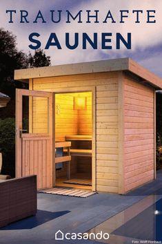 Garage Doors, Shed, Outdoor Structures, Sauna Wellness, Outdoor Decor, Home Decor, Gardening, Couple, Patio