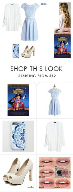 """""""Disney Music Challenge: Day 14"""" by ilovecats-886 ❤ liked on Polyvore featuring Bea & Dot and MANGO"""