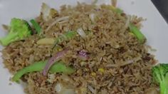 DIY Singapore Food (21) Vegetable Fried Rice  http://easydiy365.com/?p=36907