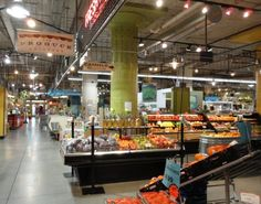 The Midtown Global Market is a food lover's delight.  You can get groceries, gifts, or sit down for a delicious meal.  Photo from the Midtown Minneapolis blog.