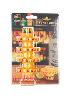Sombrero Shot Glasses - Gifts & Novelty - Bags & Accessories - Topshop
