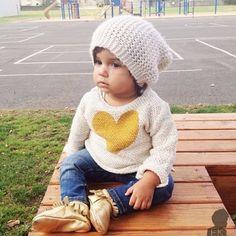 Baby fashion ❤️ beanie hat