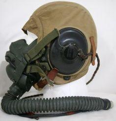 910313aa6368 ANH-15 pacific flight helmet WW2 USAAF FLIGHT GEAR