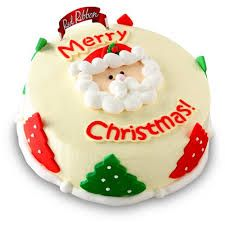 christmas cake decoration - Google Search