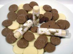 Cocoa Butter Lip Balm (Chocolate) Diy Lip Balm, Tinted Lip Balm, Raw Cocoa Butter, Lip Products, Make Beauty, Lip Care, Organic Beauty, Suzy, The Balm