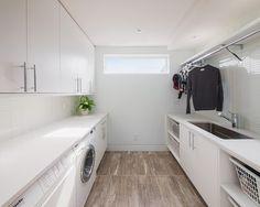 Contemporary Laundry Room, Contemporary Laundry Room, Ottawa