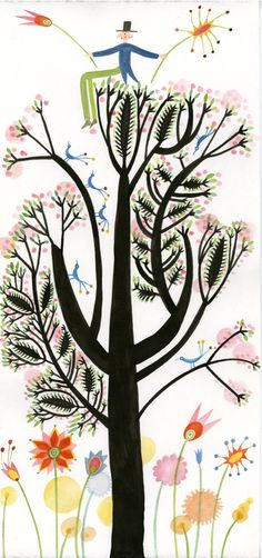Treetop by Julie Paschkis