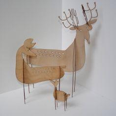 Deer Family 1
