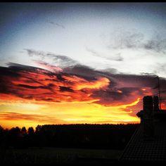 #sunset - @raffaellosetten- #webstagram