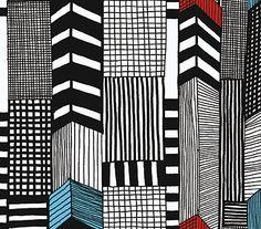 """""""Loving this pattern design by Maija Louekari"""" Jennifer Chong"""